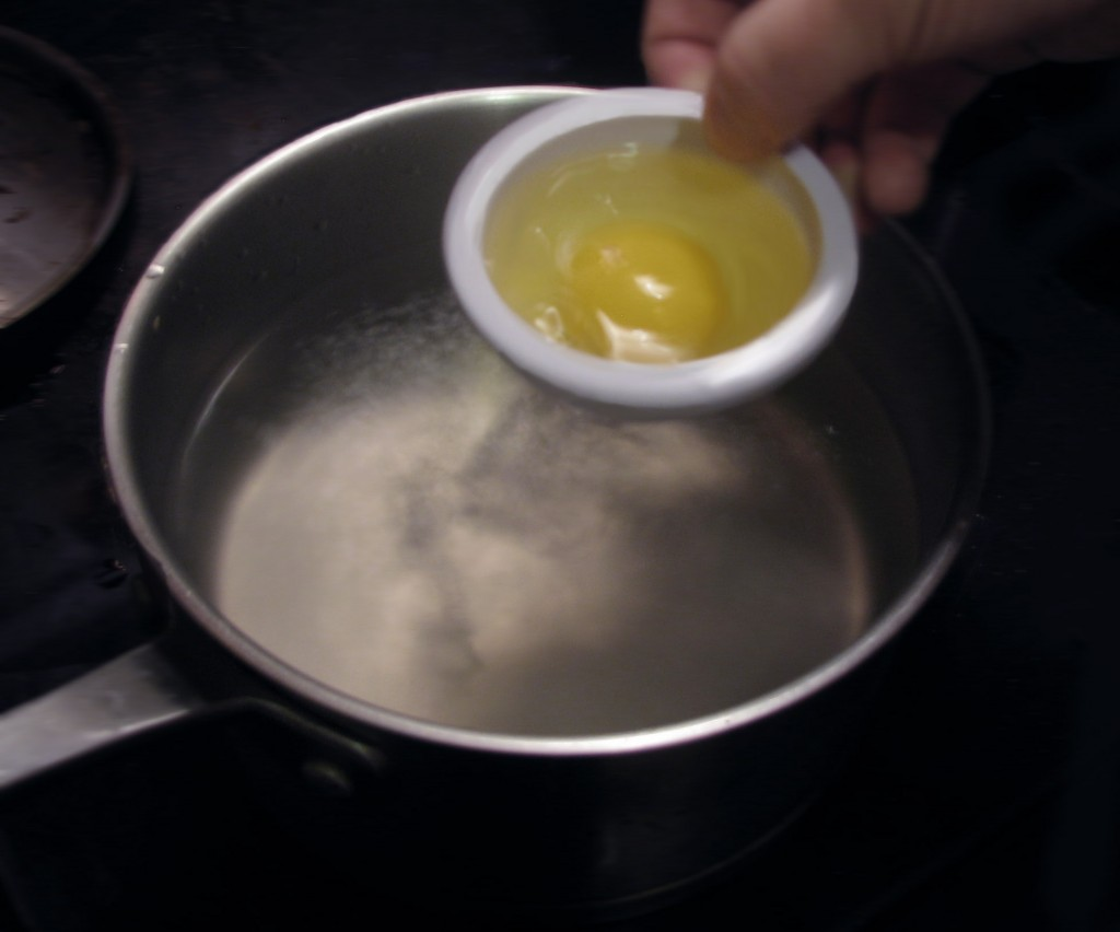 How To Poach An Egg | Kitchen Table Scraps