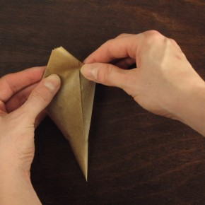 cornet fold2
