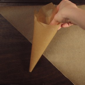 cornet loose roll