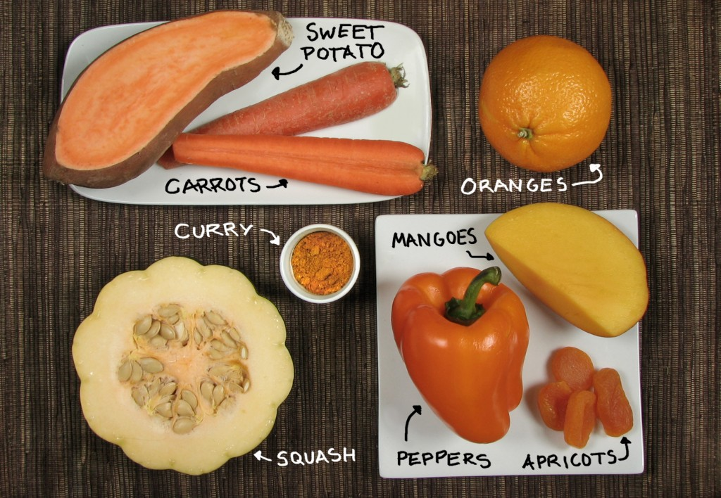 Orange Food Roundup! | Kitchen Table Scraps