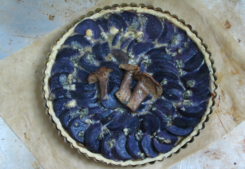 Blue Moon Tart