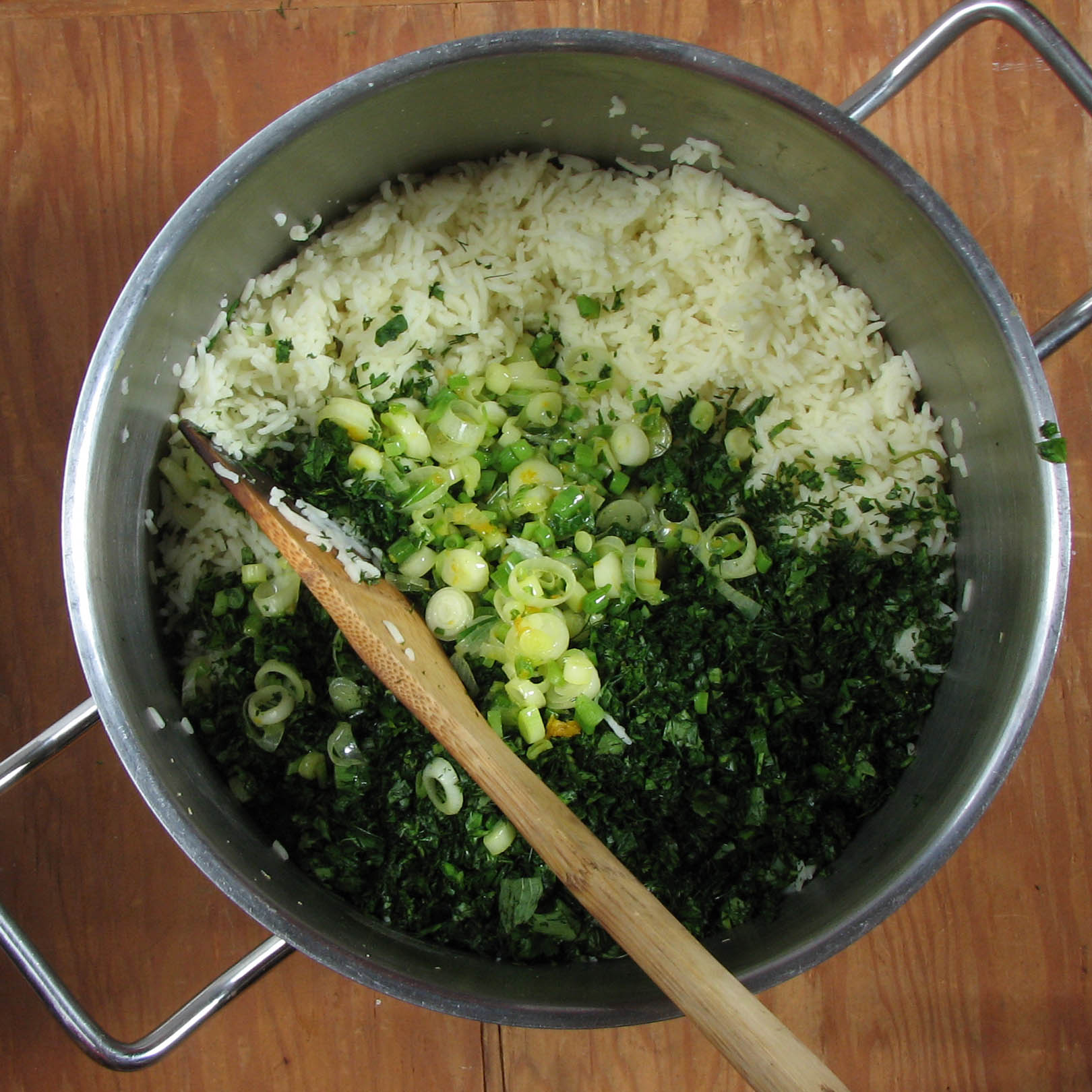 Summery Rice And Fava Beans Recipes — Dishmaps