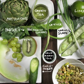Green Food Roundup!