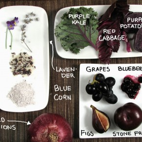 Purple Food Roundup!