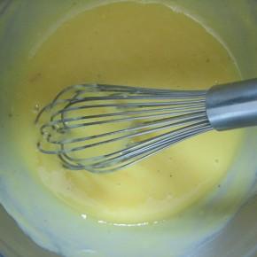 thickened blancmange