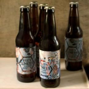 11 printed bottles