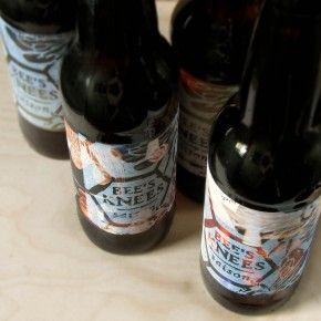 12 printed bottles