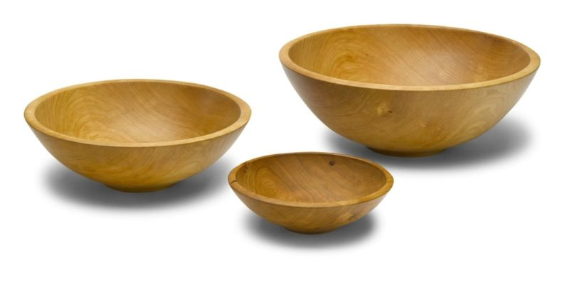 All-Size Wooden Bowls
