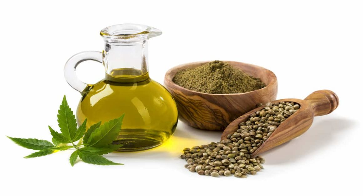 hemp oil for cooking