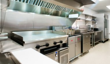 Keeping a Commercial Kitchen Clean and Safe
