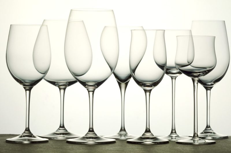 wine-glasses-selection
