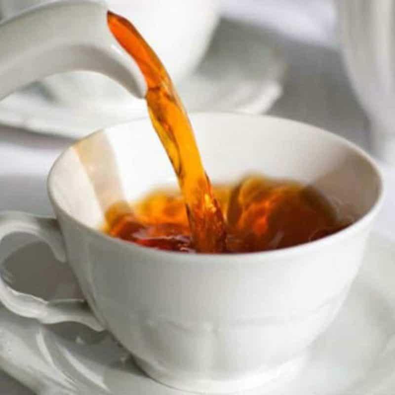 Saffron Tea