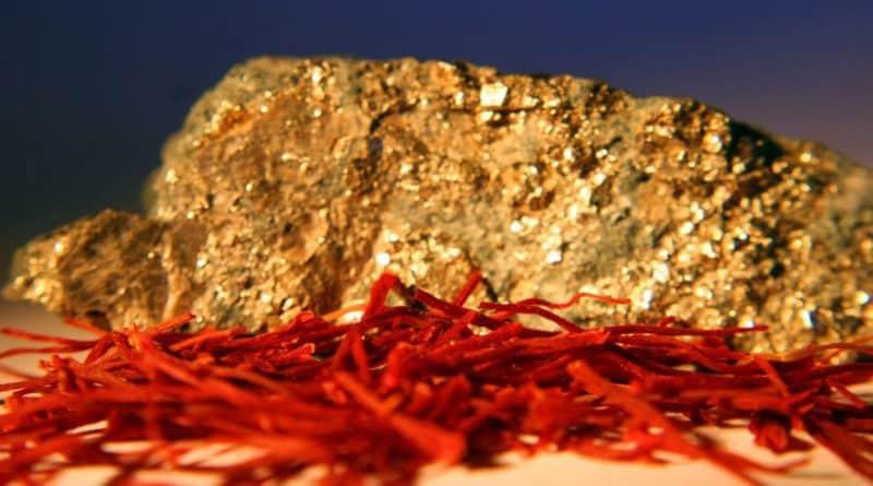 Saffron vs Gold