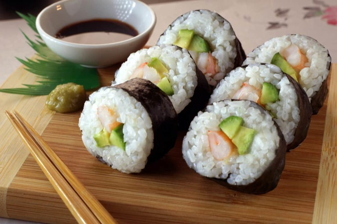 What Is Sushi Made Of
