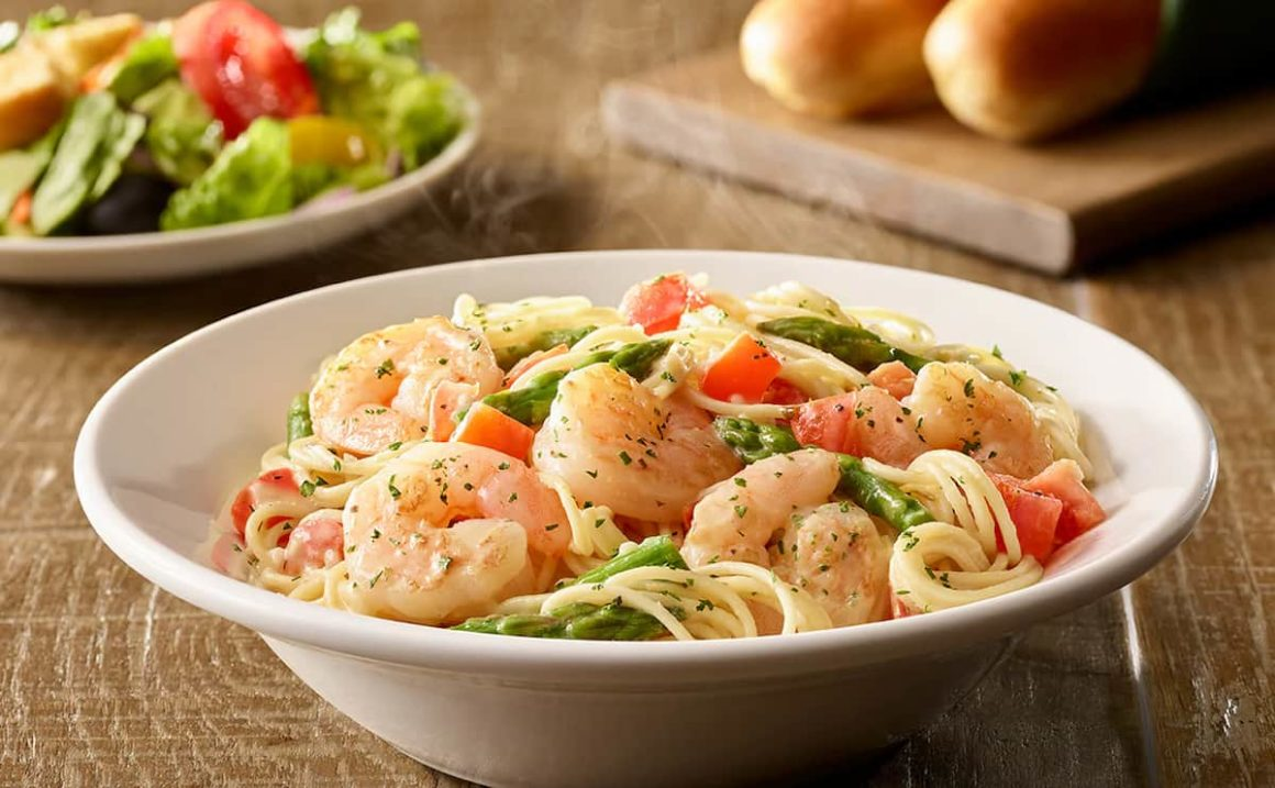 Suggestions For Serving Shrimp Scampi Recipe Without Wine